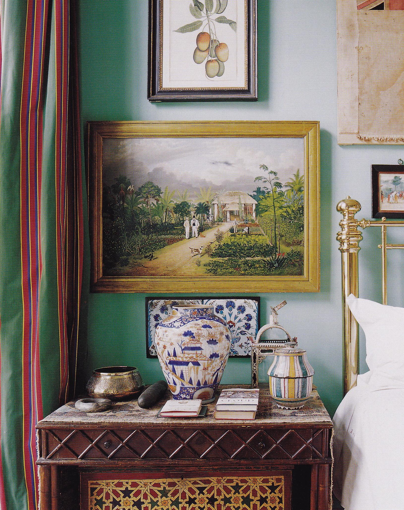 Peter Hinwood's London Bedroom WoI 2008