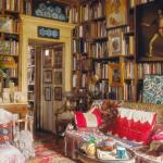 Umberto Pasti's Milan Living Room