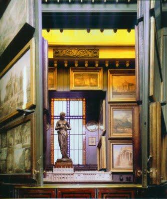 John Soane House Shakespeare Recess