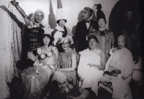 Party at Villa Noailles