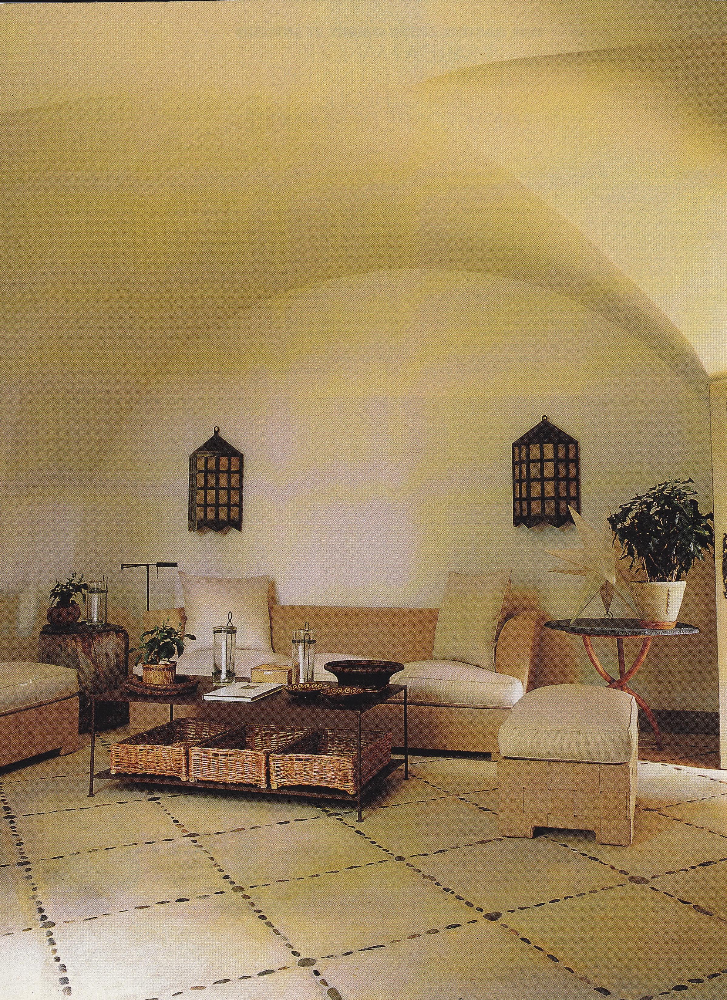 Chez Catroux Provence Cristopher Worthland Interiors