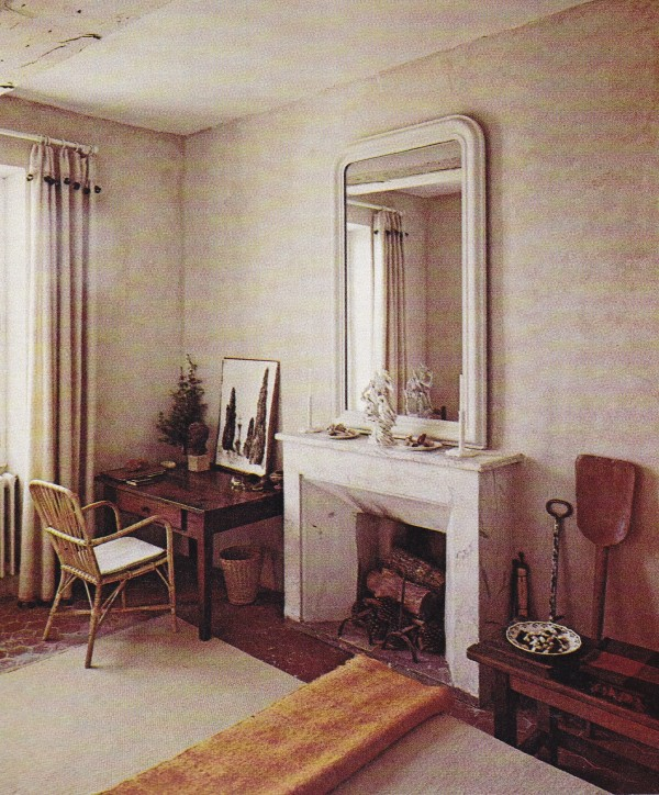 Photography by Michael Boys for The New York Times Book of Interior Design and Decoration, 1976.