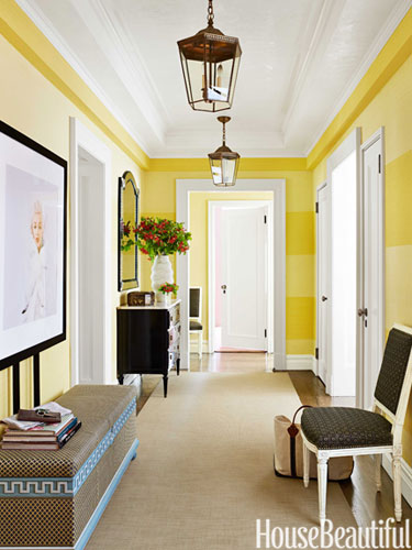 Hello Yellow Cristopher Worthland Interiors