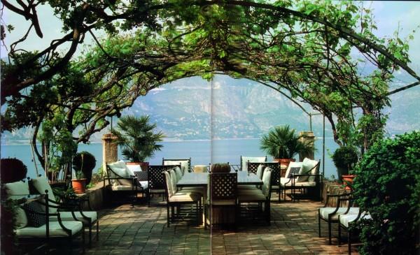 Dining Terrace Le Clos Fiorentina de Givenchy