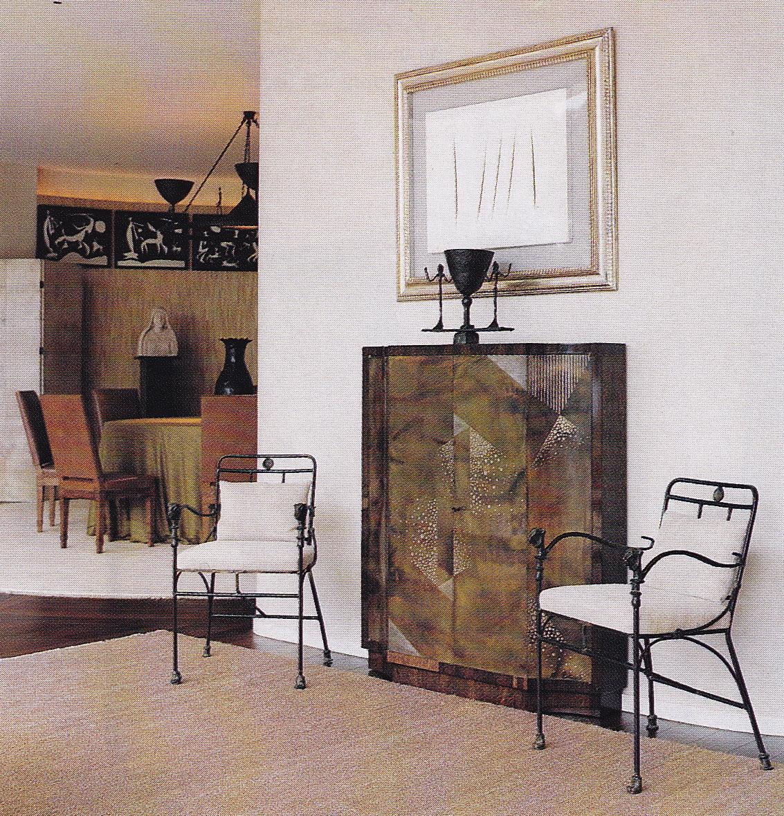Riviera Style Villa Nara Mondadori Cristopher Worthland