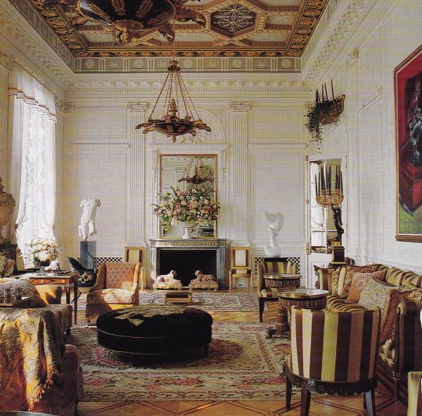 Living Room-Mona Ackerman-Peter Marino