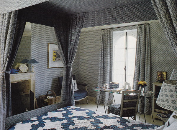 The Walter Guest Room Le Clos de Givenchy