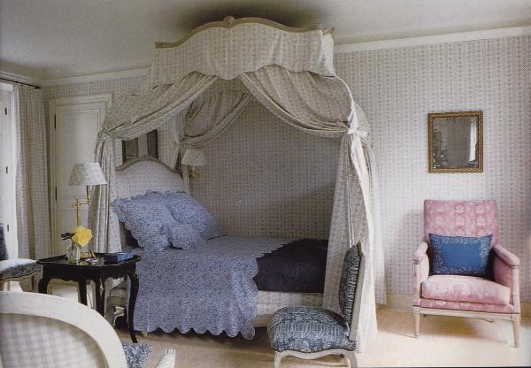 Bunny Mellon Guest Room Le Clos de Givenchy