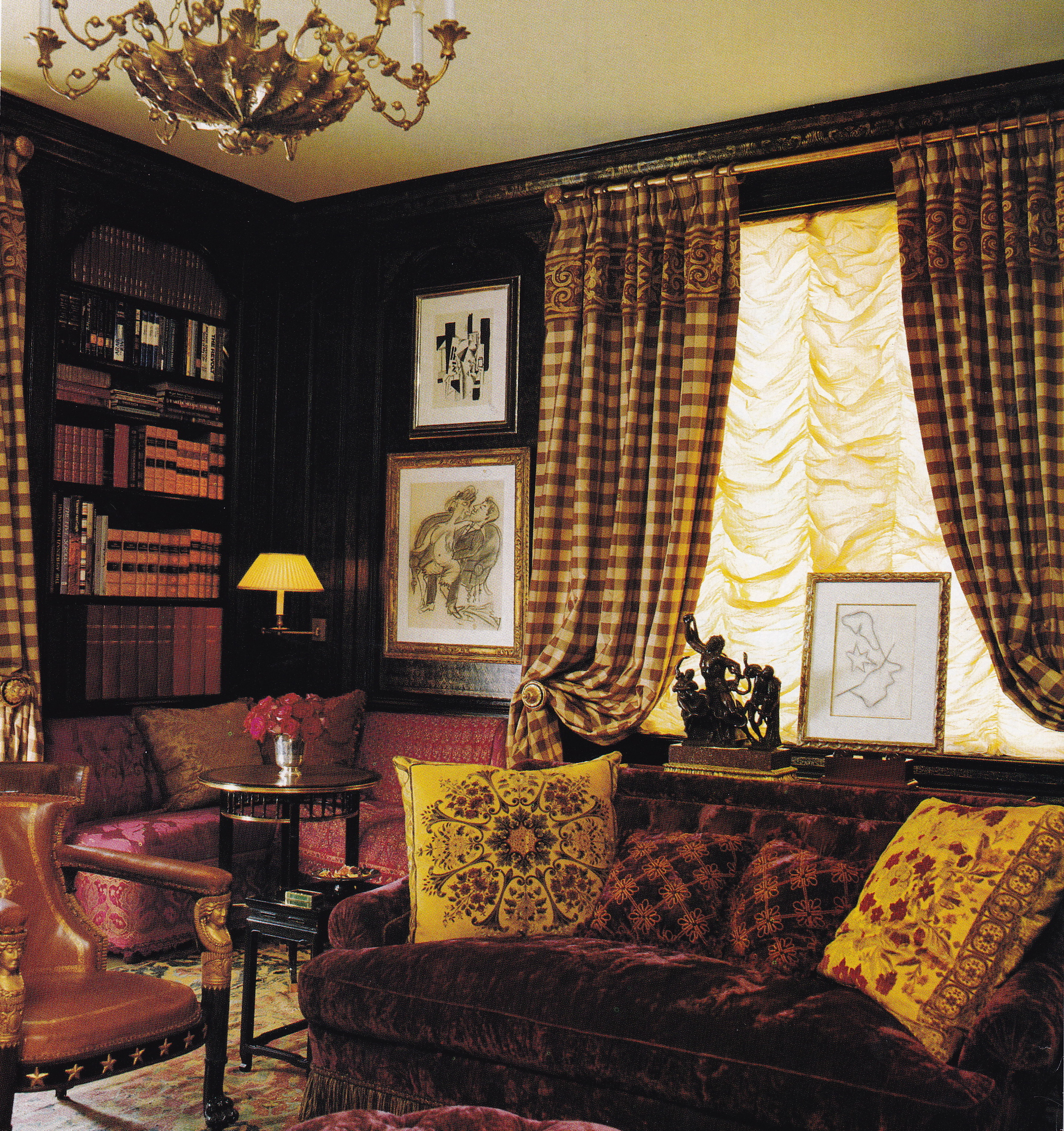 Russian Fantasia Then And Now Cristopher Worthland Interiors