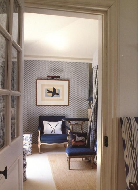 Walter Guest Room Le Clos de Givenchy