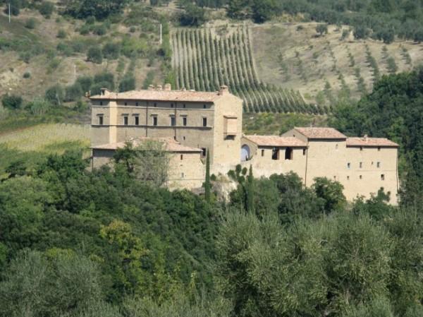 Castello Potentino. Photo by Federico Lorenzini.