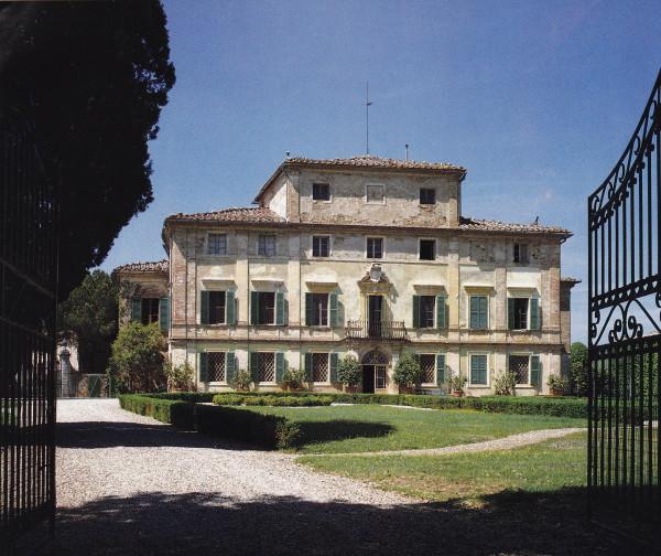 Villa di Geggiano near Siena.