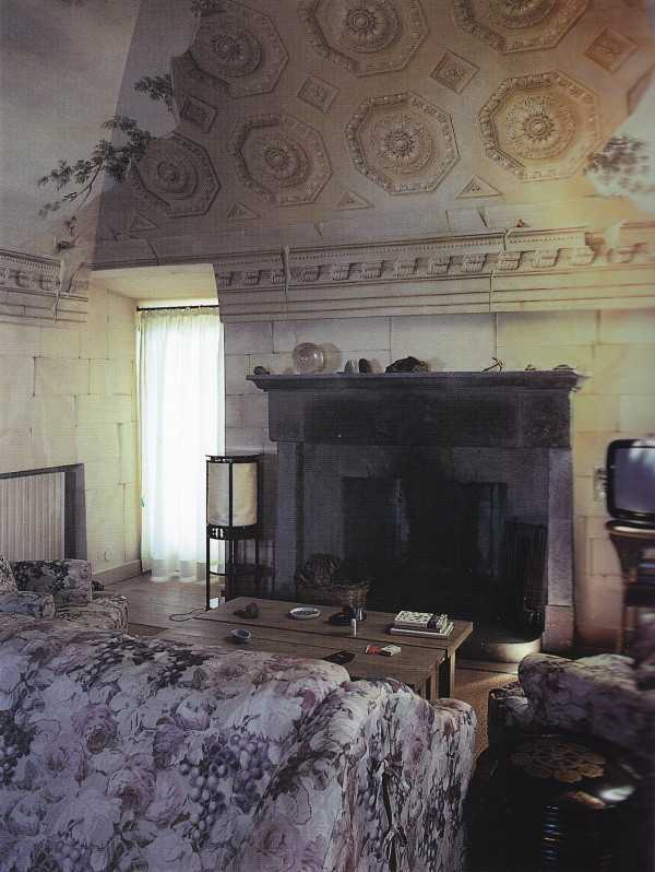 Photo by Fiorenzo Cattaneo for Roomscapes: The Decorative Architecture of Renzo Mongiardino.