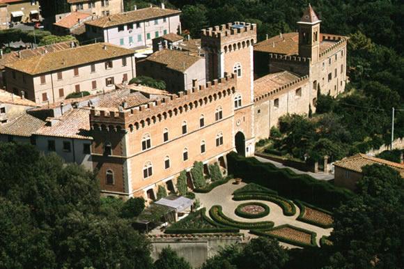 Image courtesy of Tuscany-Charming website.
