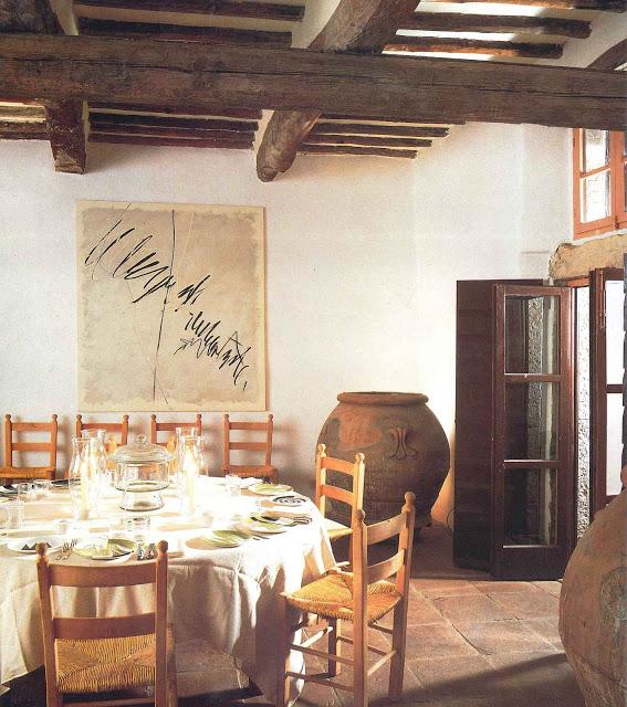 Dining Room-Millington Drake-Stefanidis-Tuscany