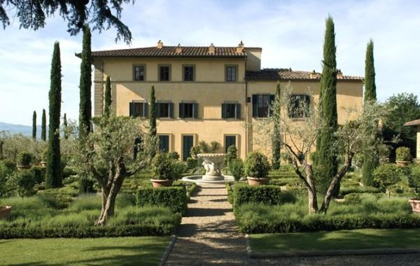 Villa Pelagio. Photo by Giancarlo Gardin.