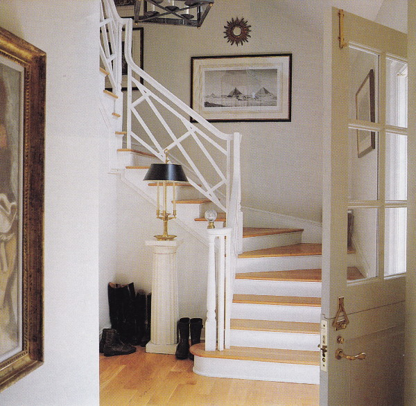 Stair Hall-Antony Childs-Virginia-William Waldron