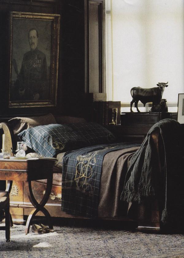 Ralph Lauren Home Collection-1984-Bruce Weber