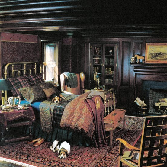 Ralph Lauren Home-Thoroughbred Collection-1983-Jacques Dirand