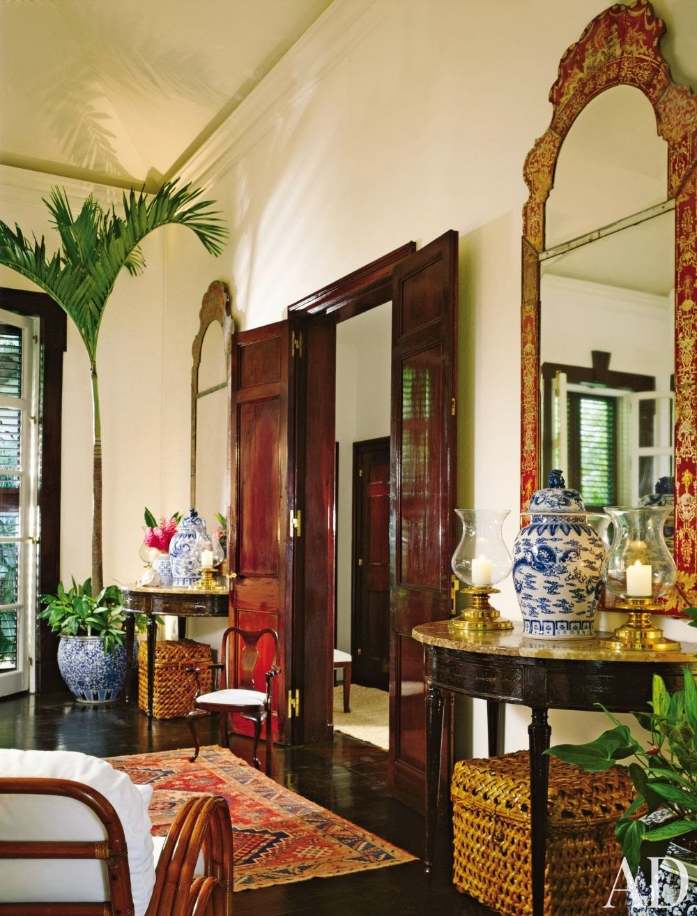 A JAMAICAN JEWEL: ROUND HILL | Cristopher Worthland Interiors