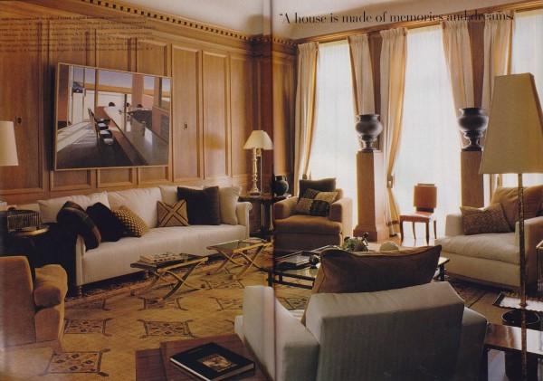 Sitting Room-Thierry Despont-Maison & Jardin-Pascal Chevallier