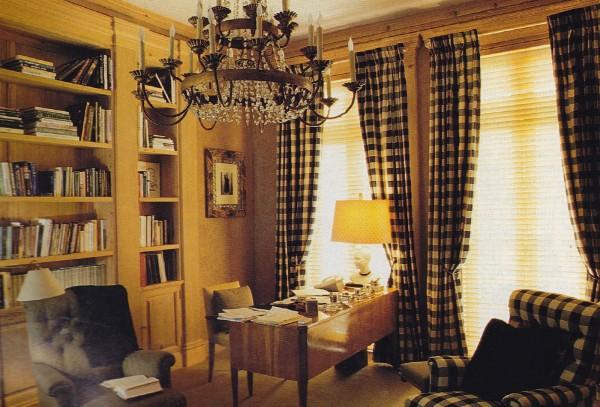 Lady's study-Thierry Despont-Maison & Jardin-Pascal Chevallier