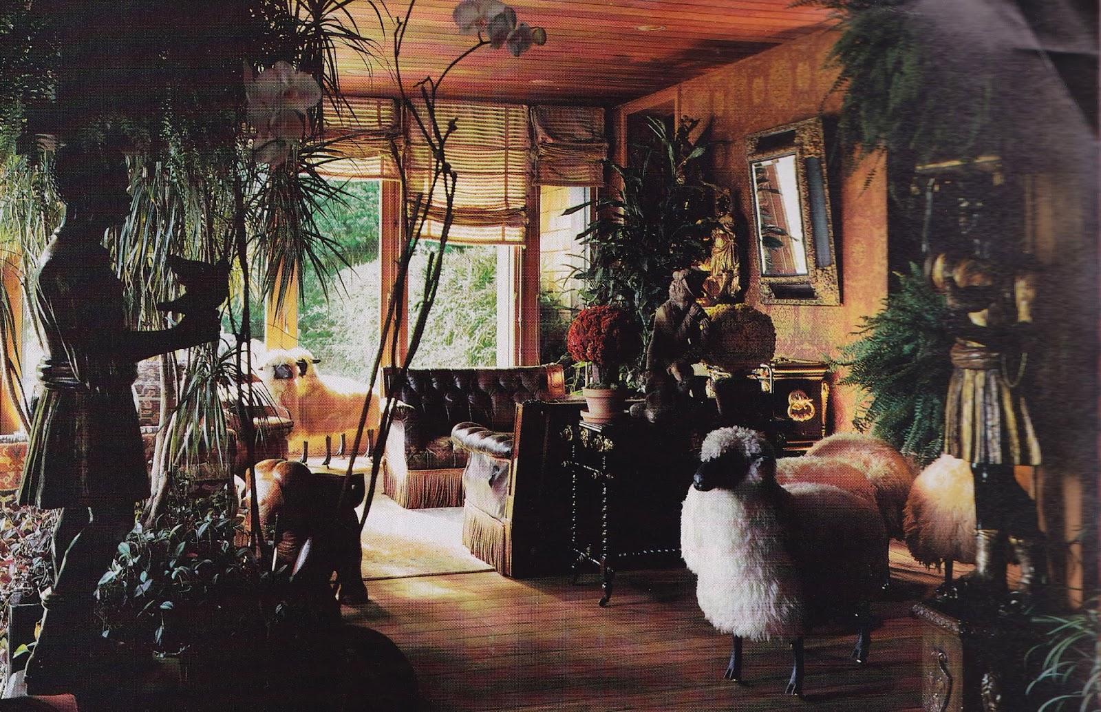 Chalet Nursery And Garden Center: Cristopher Worthland Interiors