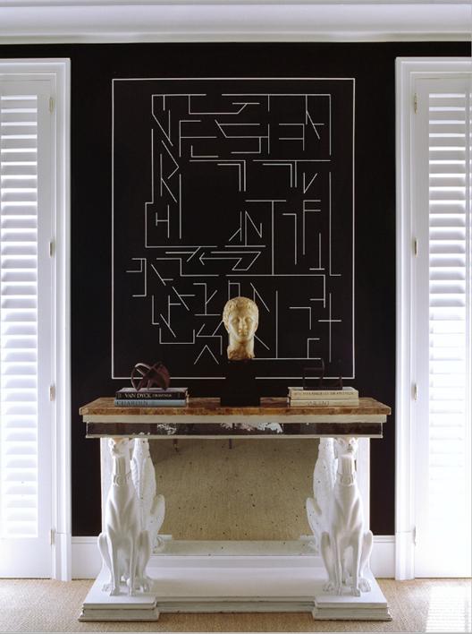 Luis Bustamante; German Architectural Digest, 2010.