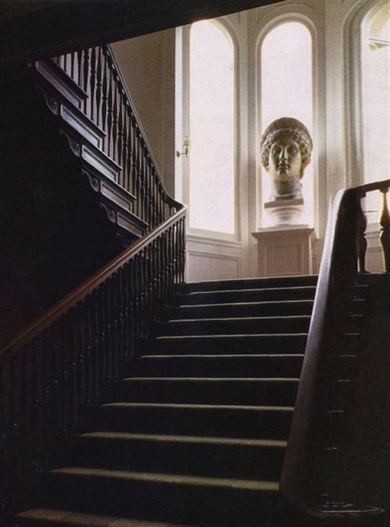 Staircase-Thierry Despont-Maison & Jardin-Pascal Chevallier