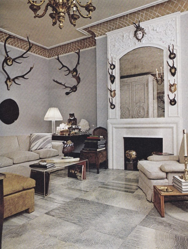 Richard Neas - Manhattan-NY Times Book of Interior Design & Decoration-Norman McGrath