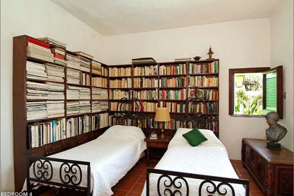 Bedroom-Villa Maura-Positano-Amalfi Coast