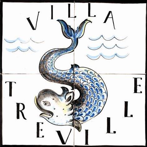 Hotel Villa Tre Ville-Wall Tile-Positano