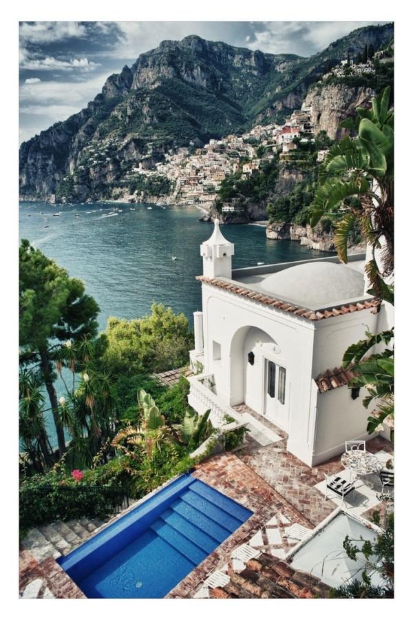 Villa Tre Ville Hotel-Positano-Italy