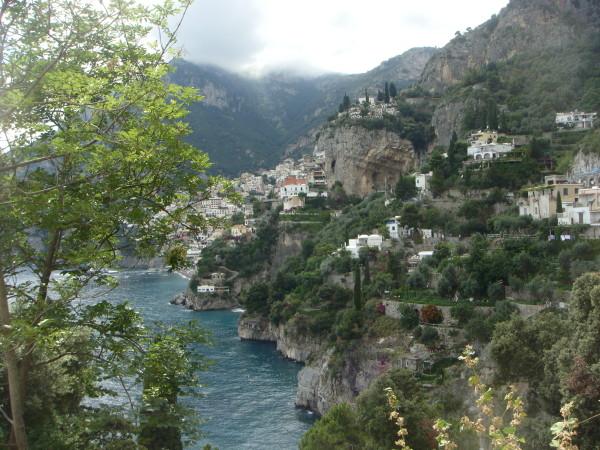Positano-Amalfi Coast-Cristopher Worthland