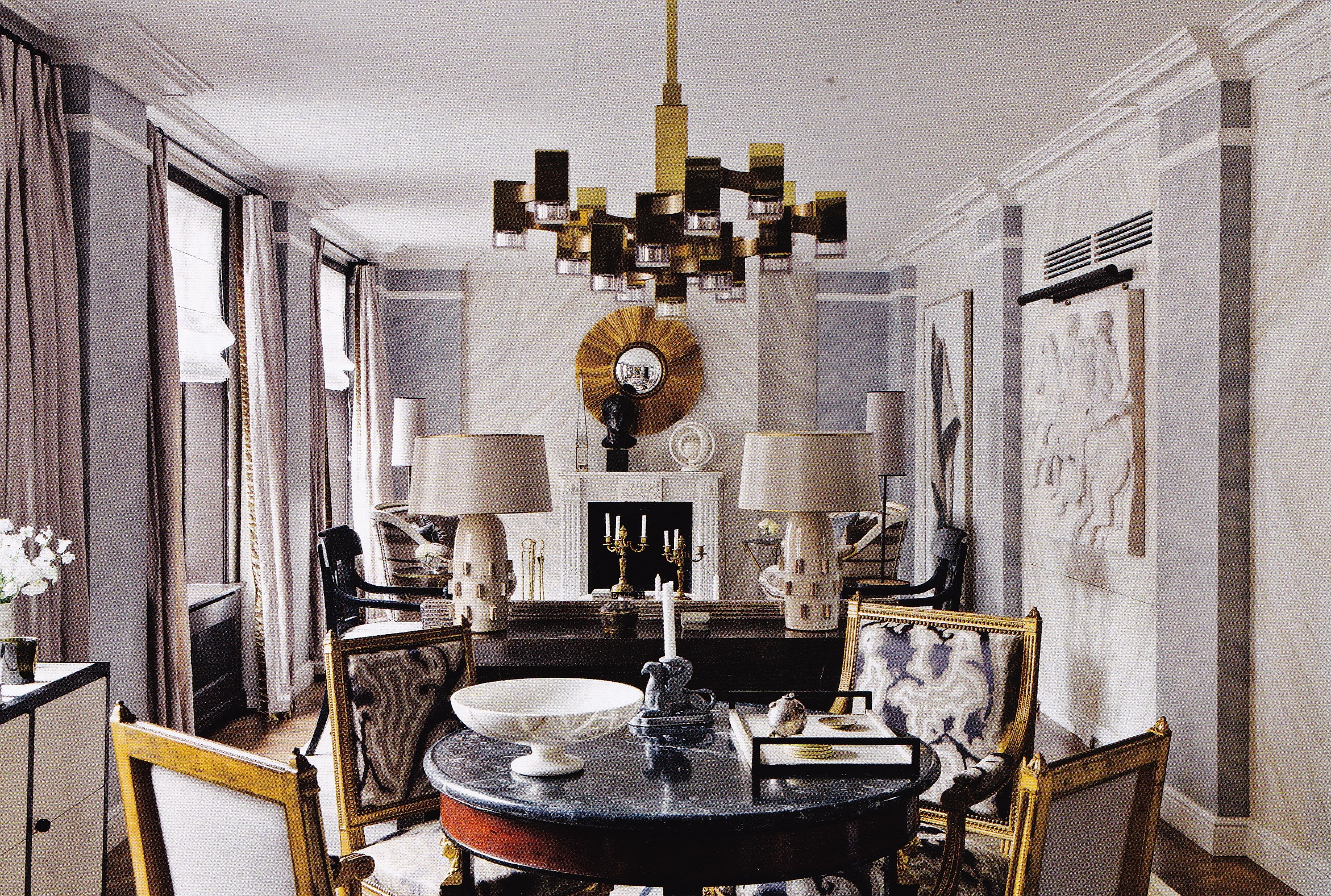 The Tempo Of Gold Cristopher Worthland Interiors