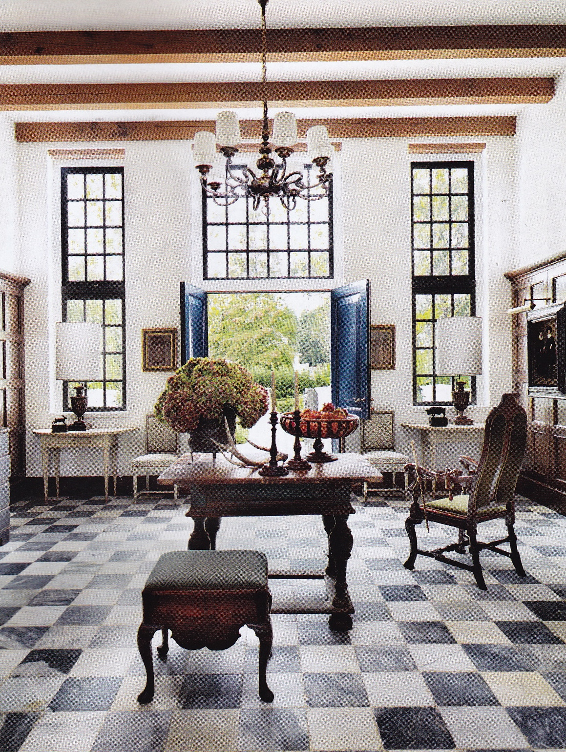 Fit For Dutch Masters Cristopher Worthland Interiors