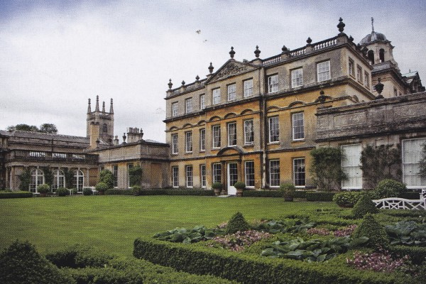 Badminton House-Gloucestershire-British House and Garden March 2014