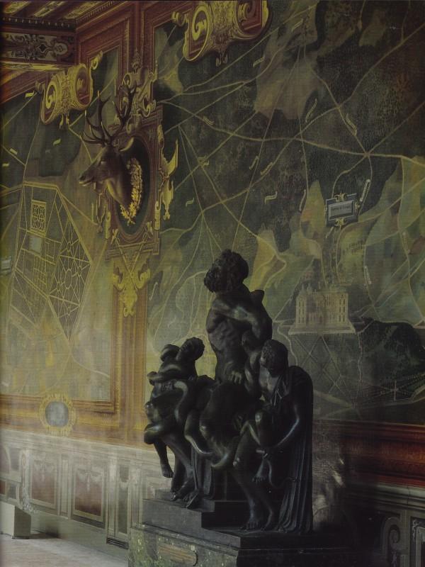 Galerie des Cerfs-Château de Fontainebleau-WoI Feb 2010-Bruno Suet