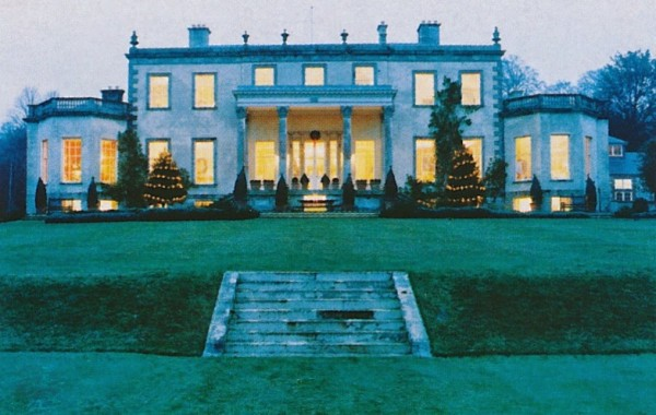 Wilbury Park-English Country House-HG-Dec 2003-Melanie Acevedo