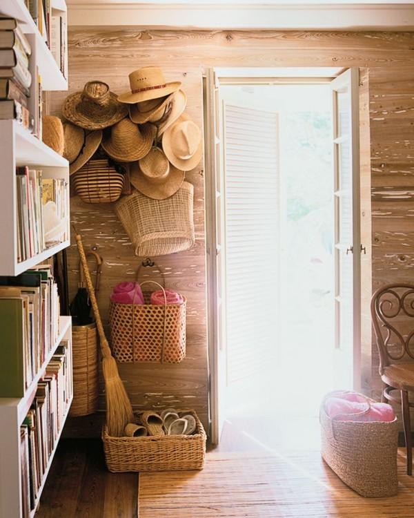 Decorator Tom Scheerer's bungalow in the Bahamas. Photo by Pieter Estersohn.
