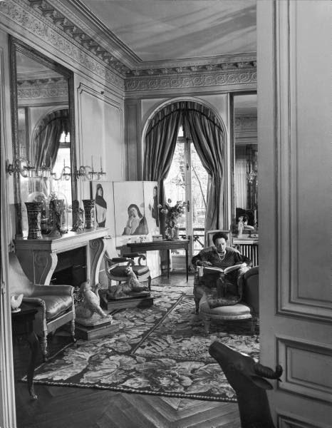 Elsa Schiaparelli-22 rue de Berri-Paris