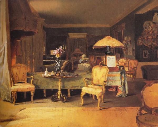 Music Room-Isabella Stewart Gardner-Beacon St-Boston-Martin  Mower-