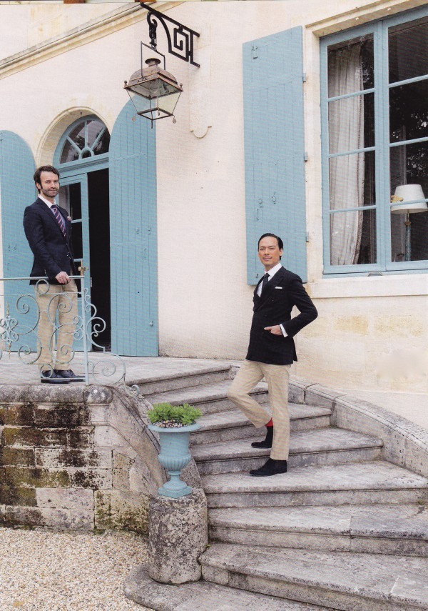 Coorengel and Calvagrac-Bordeaux-German AD-Stephan julliard