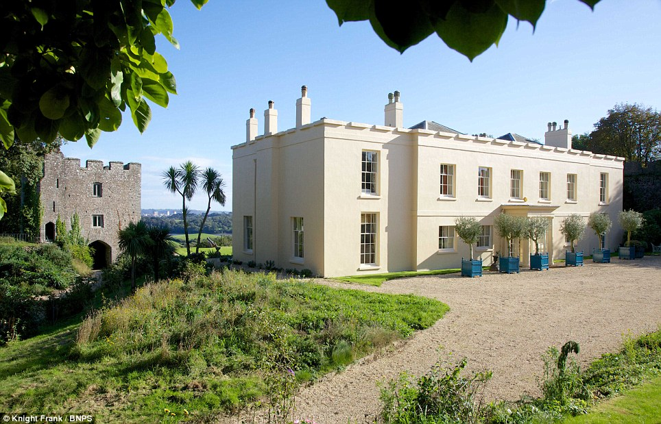 Prince Charles Trematon Castle For Lease Cristopher