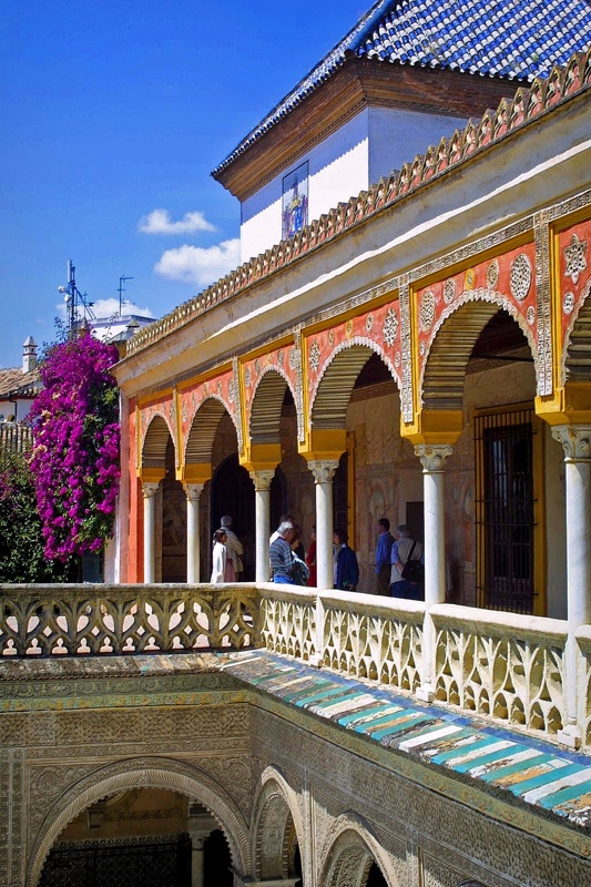Winter Palace-Casa Pilatos-Seville-Spain