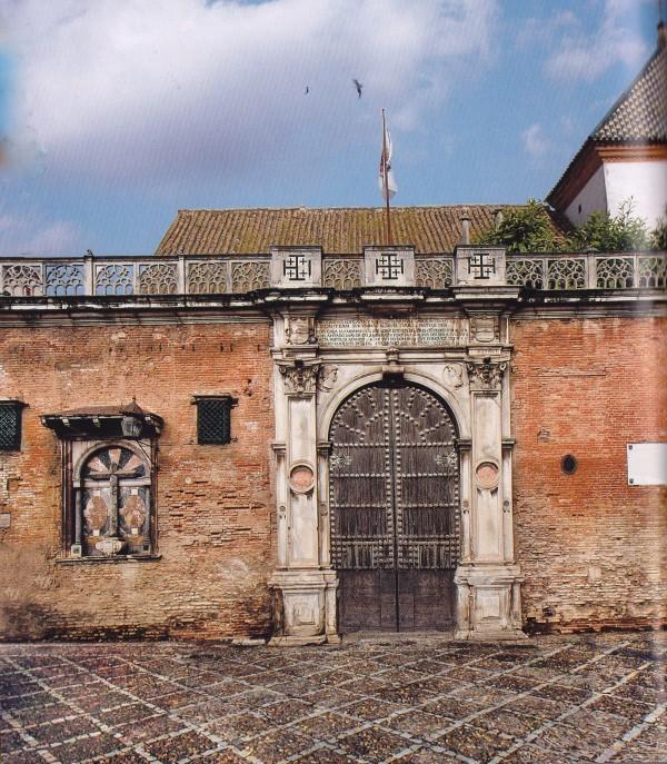 Casa Pilatos-Seville
