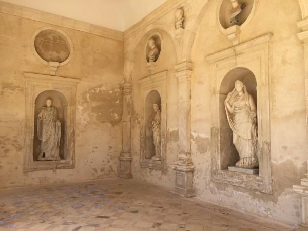 The arbor-Large Garden-Casa Pilatos-Seville