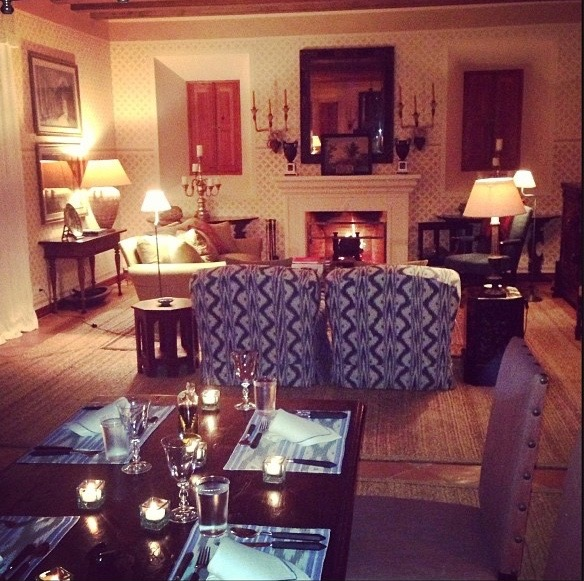 Michael S. Smith-Instagram-Nov 2013-Majorcan Villa