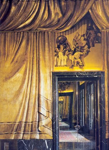 Palau March-Mallorca-Josep Maria Sert-Music Room-1944