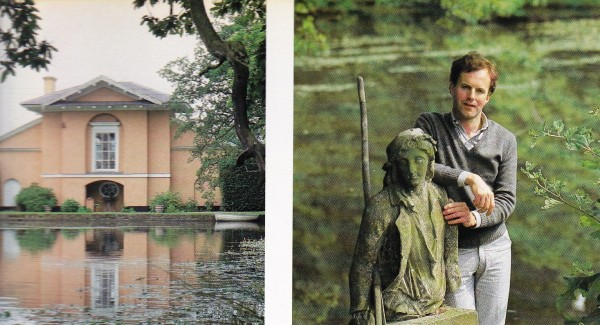 Charles Beresford-Clark-Temple of the Four Seasons-Living in Vogue-Derry Moore
